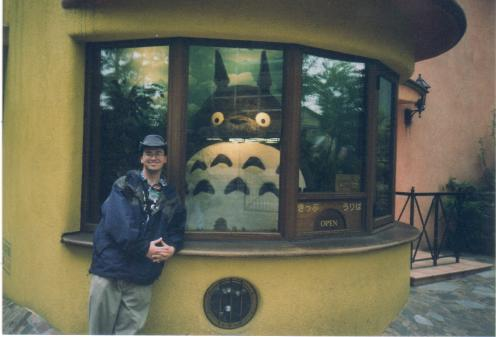 Me and Totoro